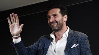 Gianluigi Buffon to leave Juventus after 17 years