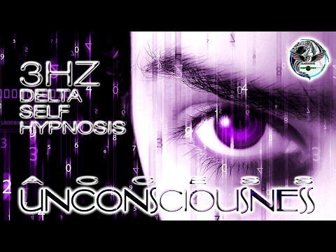 DEEP MEDITATION TRANCE 3Hz Delta/ Self Hypnosis/ Lucid Dreaming/ Journey to the Unconsciousness