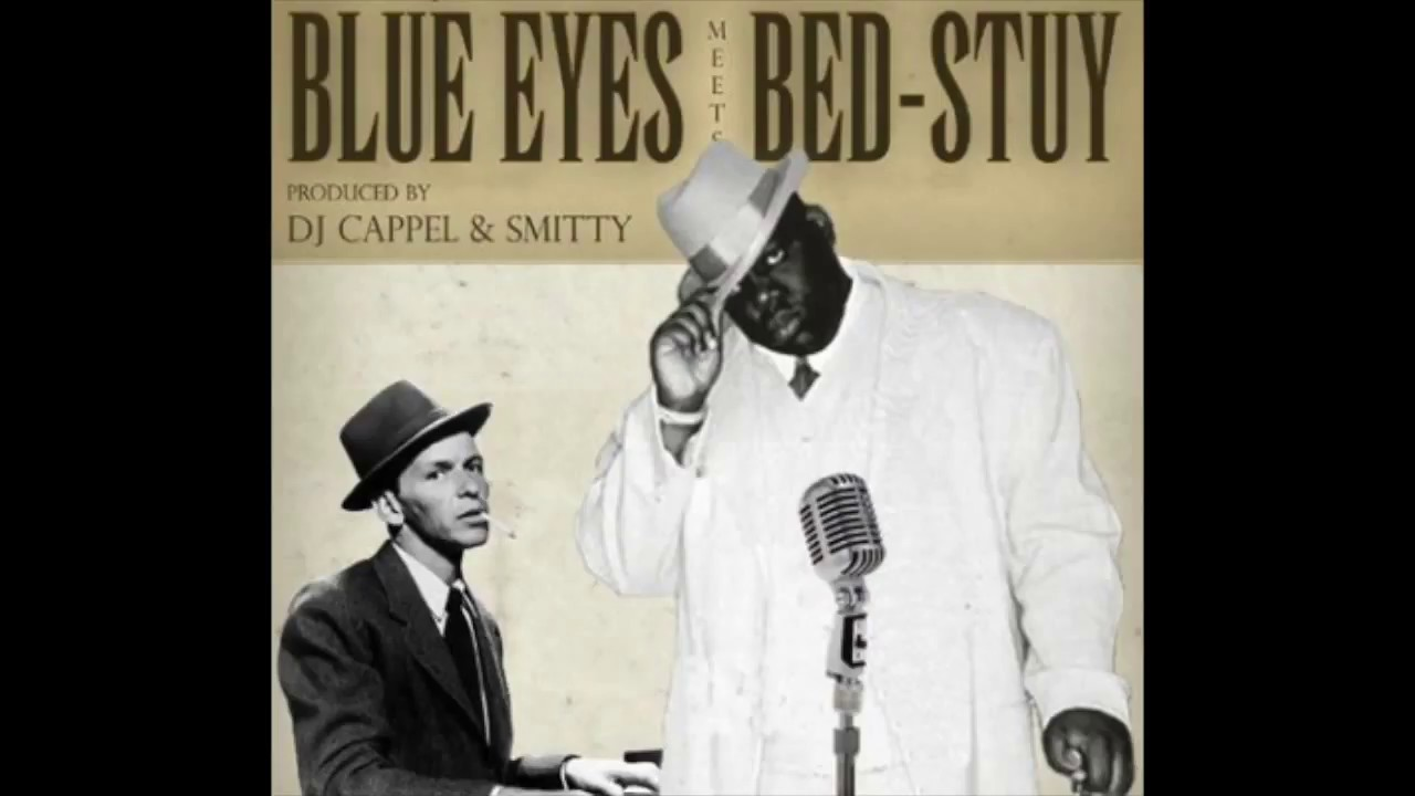 Blue Eyes Meets Bed Stuy Full