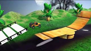 Win the Hill - Offroad stunt racing Gameplay Trailer ANDROID GAMES on GplayG