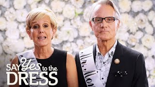 Lori & Monte's Best Moments | Say Yes To The Dress Atlanta