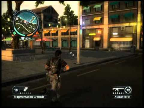 Just Cause 2 Panau Military Sucks Youtube