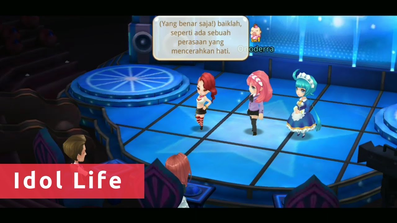 Idol Life Android Ios Game Play Youtube