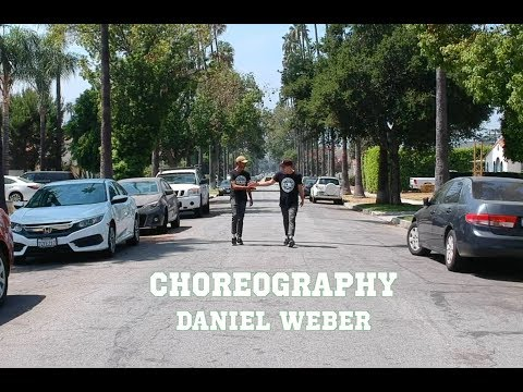 Daniel Weber Choreography I Kurupt ft Nate Dogg - Behind The Walls