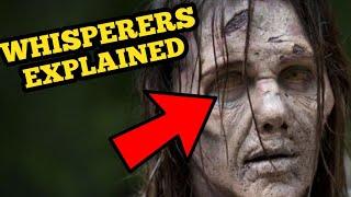 The Walking Dead Season 9 Episode 6 Ending Explained The Whisperers