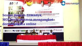 MOI Bantu Media Online Jadi Perusahaan Pers