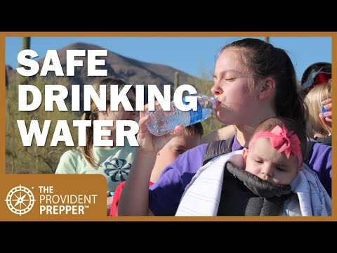 Water: The Critical Resource – Creating Safe Drinking Water