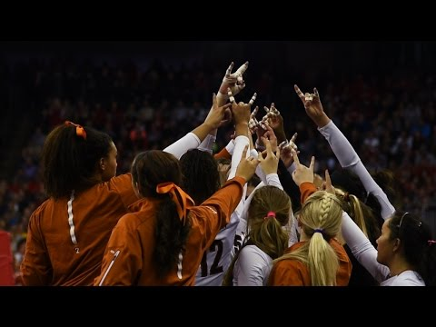 Sights and sounds: Volleyball vs. Nebraska (NCAA Championship) [Dec. 19, 2015]