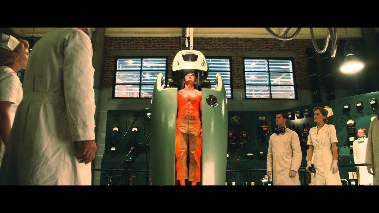 Captain America - Trailer