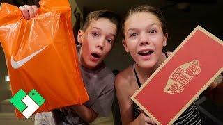 Video Back To School Shoe Shopping | Clintus.tv download MP3, 3GP, MP4, WEBM, AVI, FLV Juli 2018