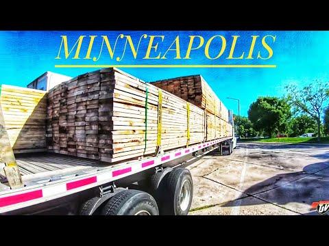 My Trucking Life   MINNEAPOLIS   #1794