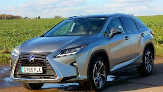 Lexus RX 2018 Car Review