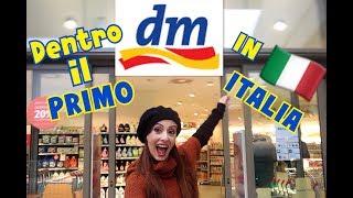 In ANTEPRIMA sono DENTRO  il primo DM in ITALIA !