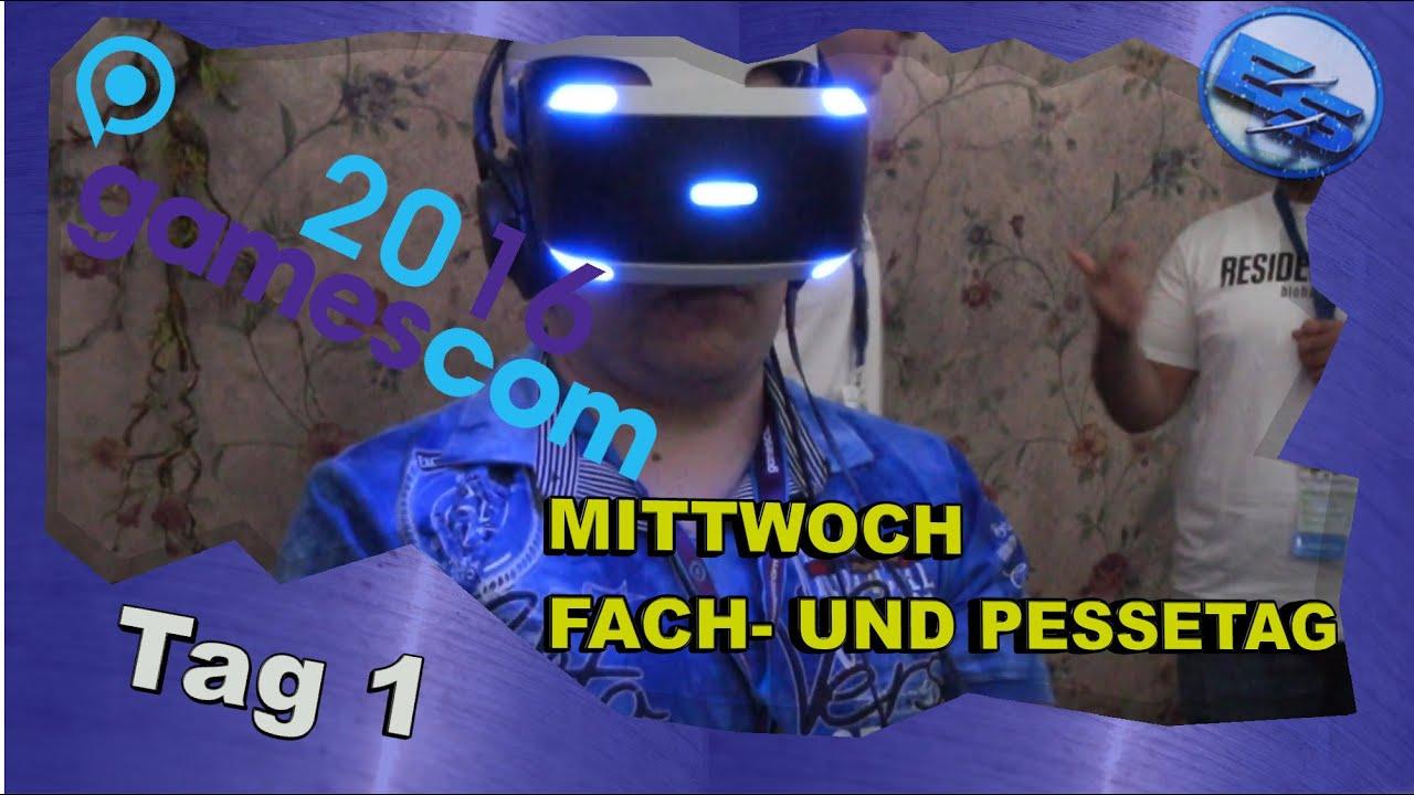 Fachbesucher Gamescom