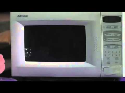 Microwave Cooking with Suspenseful Music and Psycho Dialogue