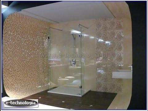 łazienka Oświetlenie Aranżacje Inspiracje Pomysły Remont łazienki Nowoczesne łazienki
