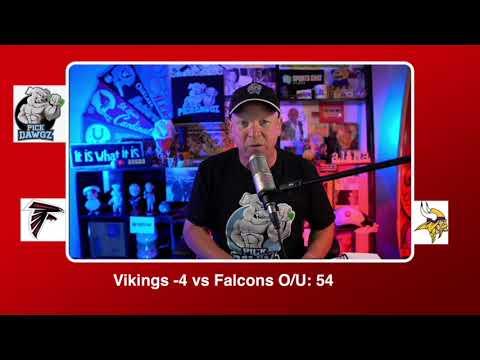 Minnesota Vikings vs Atlanta Falcons NFL Pick and Prediction Sunday 10/18/20 Week 6 NFL Betting Tips