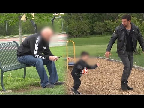 Thumbnail: ABDUCTING CHILD IN FRONT OF DAD (Social Experiment)