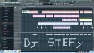 Rise Up electro remix project Dj_Stefy