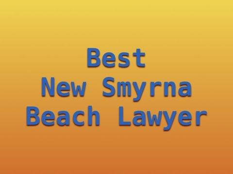 New Smyrna Beach Lawyer