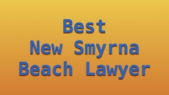 New Smyrna Beach Lawyer