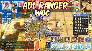 ADL Ranger - WOC - MVP Party - 09-1-19 |  Ragnarok Mobile Eternal Love