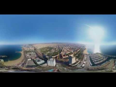 Barcelona 360° Trailer