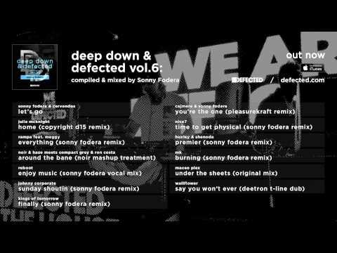 Deep Down & Defected Vol. 6: Sonny Fodera  - Album Sampler