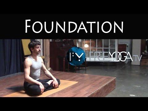 30 Days of Yoga - Day 9 | Foundation | Stephen Beitler Taha Yoga