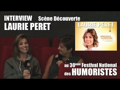 Les RDV Cultur'L Scène découverte avec Laurie PERET   Festival des Humoristes 2018