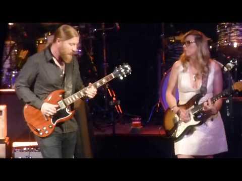 Tedeschi Trucks Band live - 03.04.2017 - Batschkapp - Frankfurt a.M.