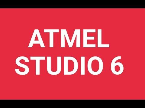 Arduino programming with atmel studio 6. 2.