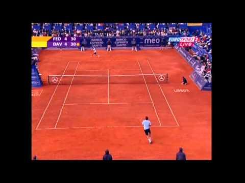 ATP 250 Estoril 2008 Final Federer vs Davydenko
