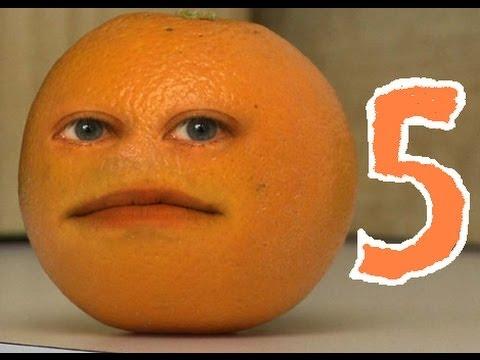 video da laranja irritante em portugues para