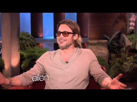 Brad Pitt Talks About Marriage streaming vf