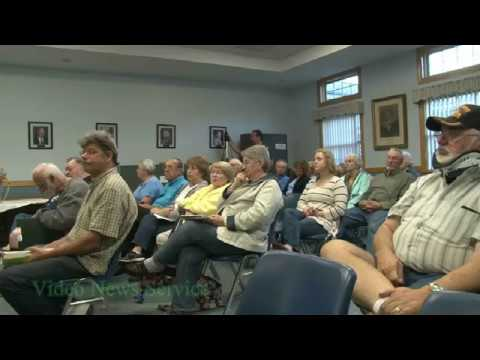 Stafford Solar Education Committee holds first presentation session about solar farms