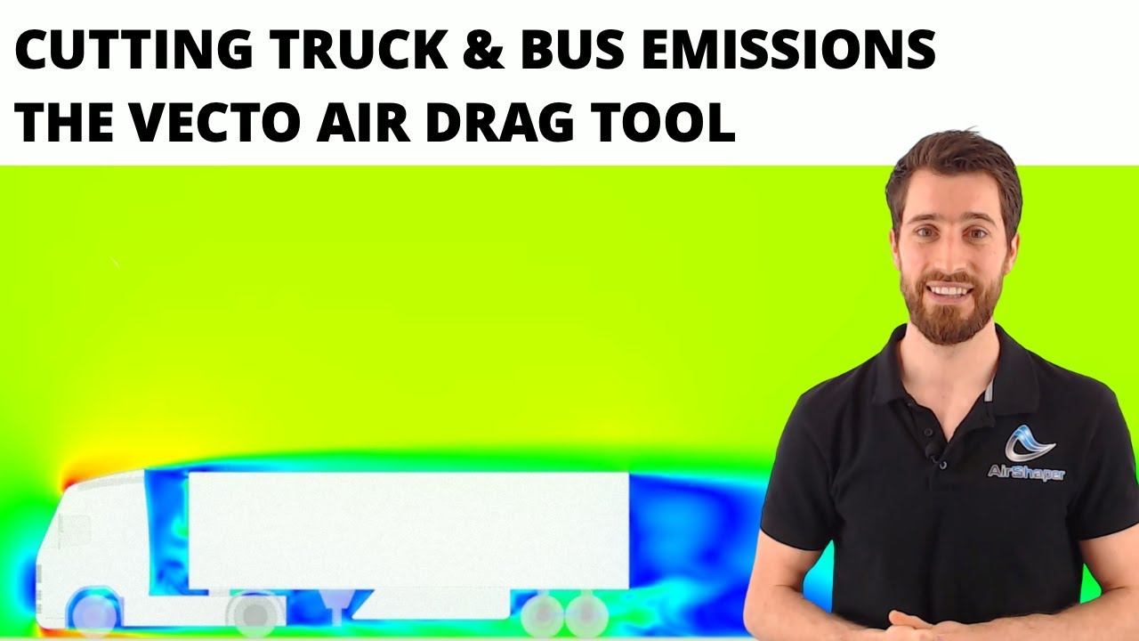 Cutting truck & bus emissions - The Vecto AirDrag Tool