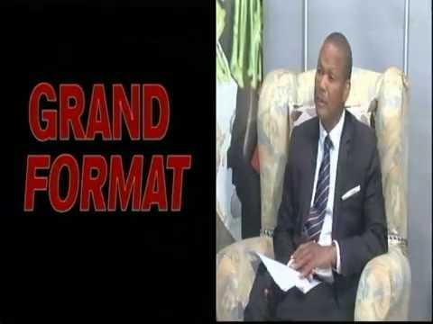 GRAND FORMAT SUR AFRICA TV