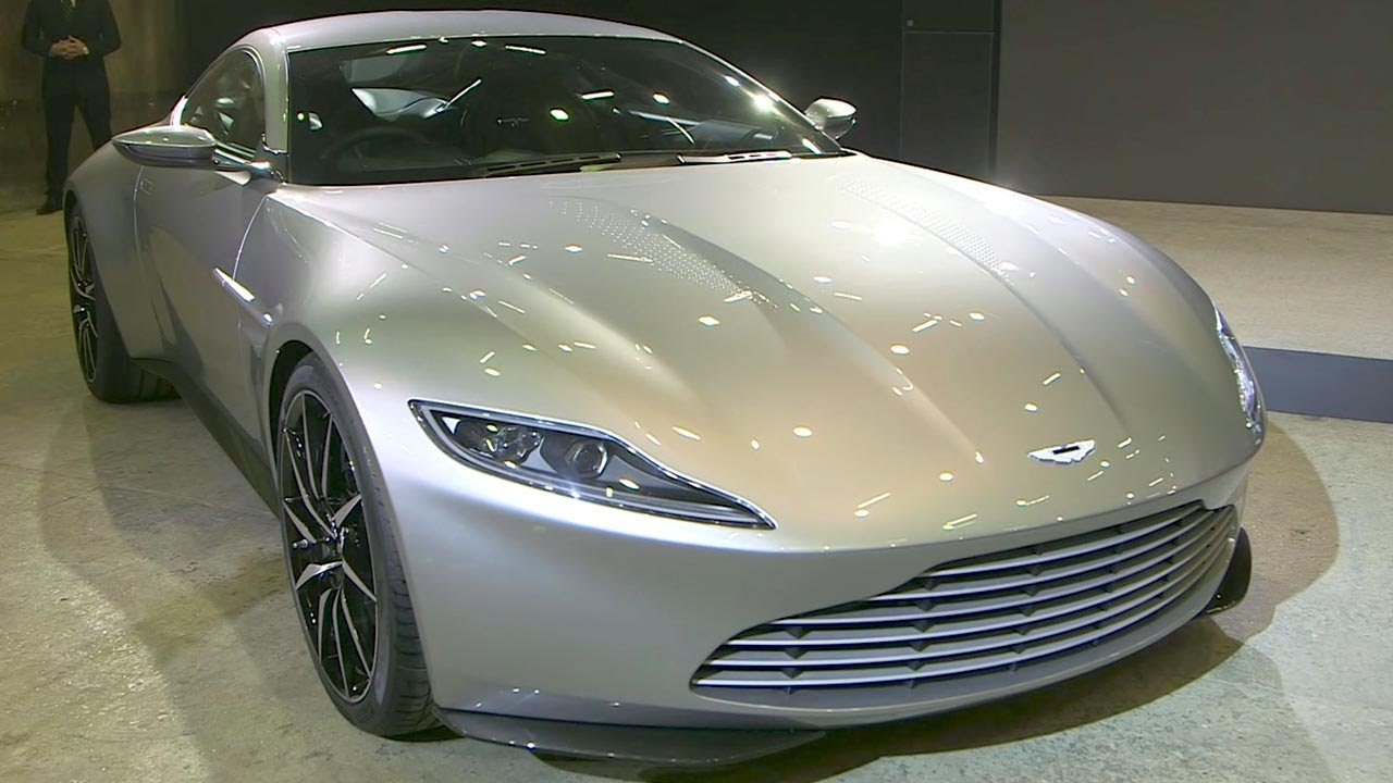 James Bond Spectre Announcement The Cast And Car Revealed