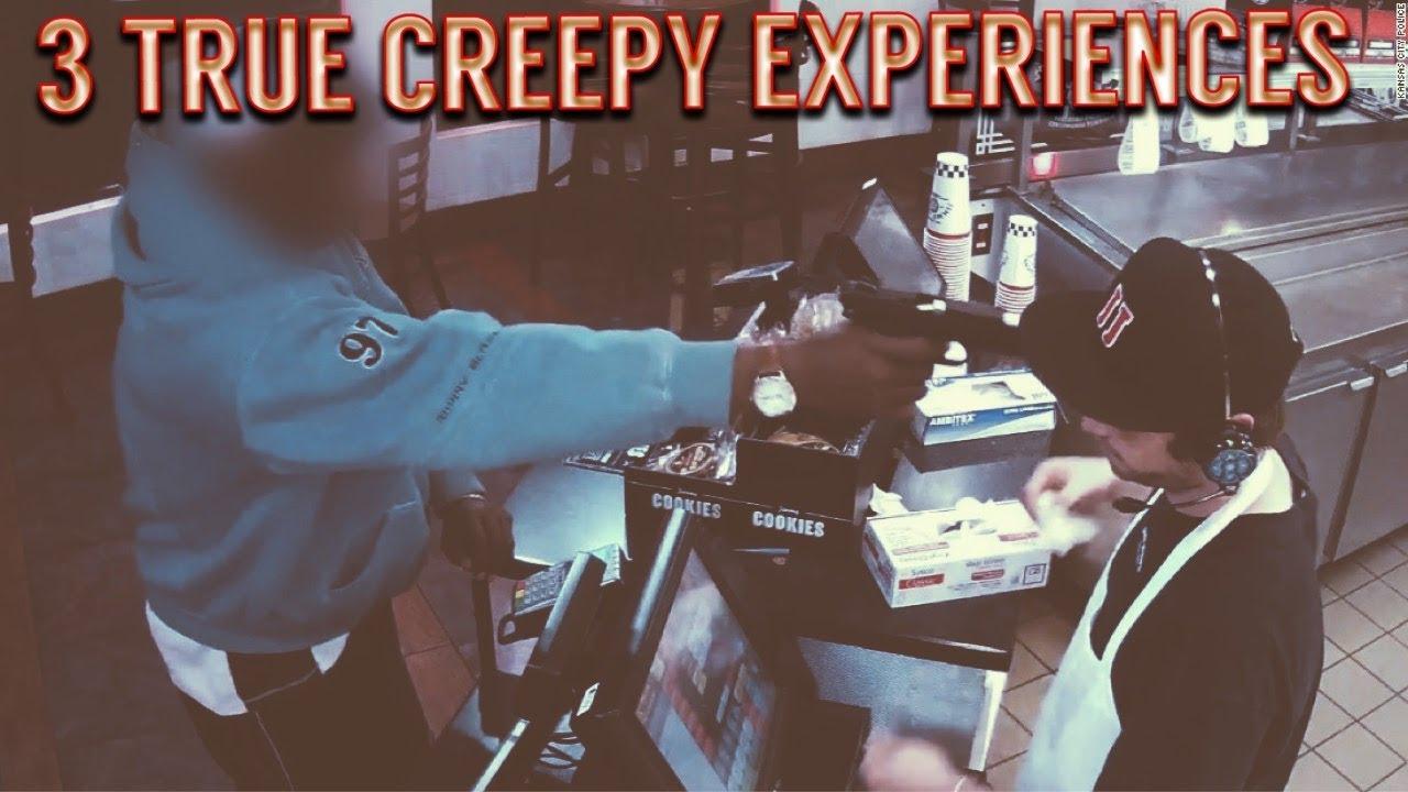 3 True Creepy Experience Horror Stories      (Ft  MrCreepyPasta)