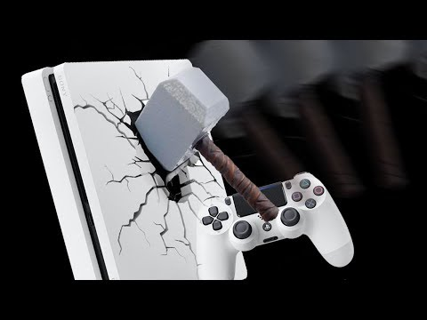 FAN SMASHES PS4 TO MAKE A POINT TO SONY, RESIDENT EVIL 8 BEING TESTED? & MORE