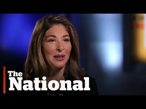 Author Naomi Klein on the Trump-branded presidency