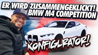 JP Performance - Er wird zusammengeklickt! | BMW M4 Competition Konfiguration