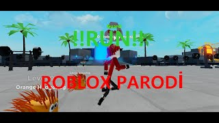 !! Run!! /Roblox Porodi