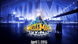 "Wrestlemania 29 theme song ""I"