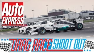 Drag Race Shoot-Outs
