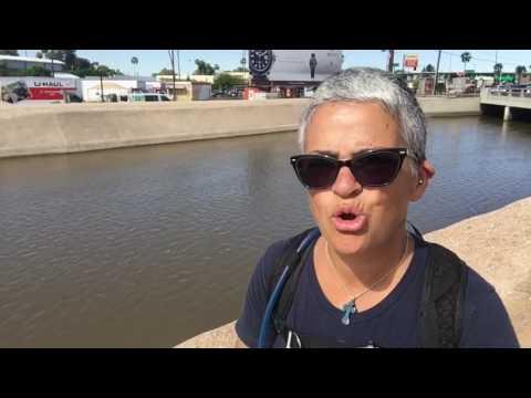 Hiking The Arizona Canal