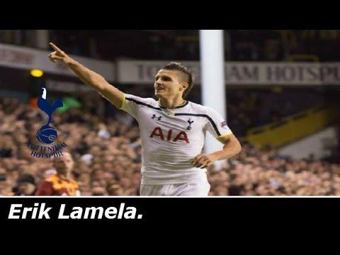Erik Lamela - Goals & Skills | Tottenham | 2013/2014 | HD