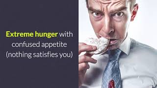 Symptoms of Diabetes| Dry mouth, weight loss, sweating, blurred vision, seizures