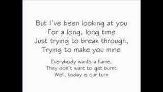 James Blunt - Bonfire heart (With Lyrics)